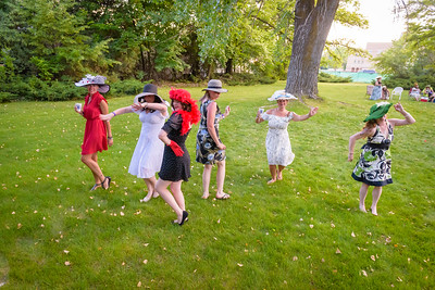 Cache Valley Ladies Hat Party - 2019