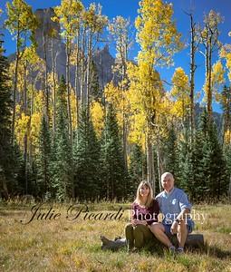 Kathi and Lee 15/10/03