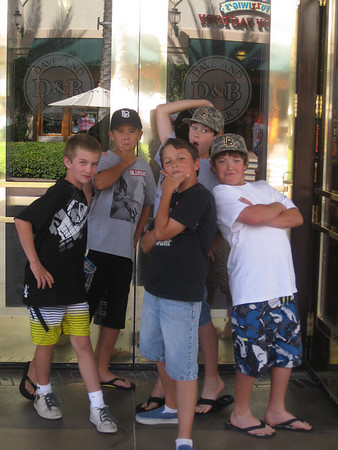 Zach's 11th Birthday