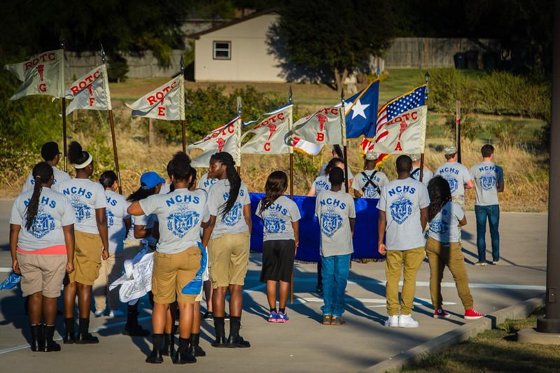 Homecoming Parade and Pep Rally 2015-2