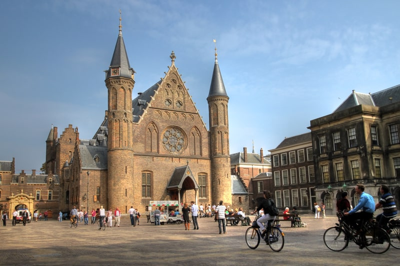 the hague - easy day trip from amsterdam by train