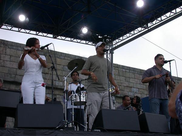 Newport Jazz Festival 2003