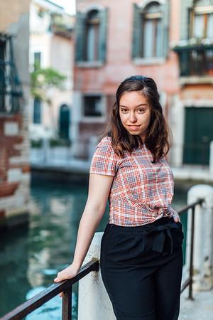 Emily   Venice, Italy Portraits