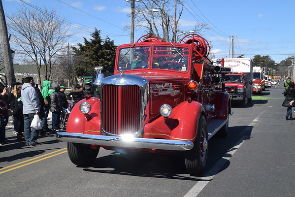 3.24.18-Brentwood St Patrick's Day Parade