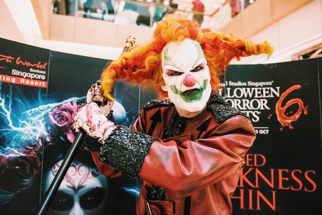 HHN6 Roadshow - Jack the Clown