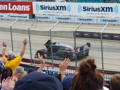 IMSA WeatherTech - Race - Detroit Belle Isle Grand Prix - 4 June '16