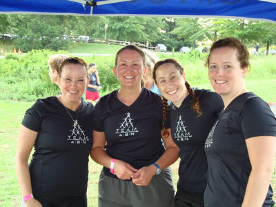 2010 Columbia Aflac Iron Girl Triathlon - Active Survivor's Network