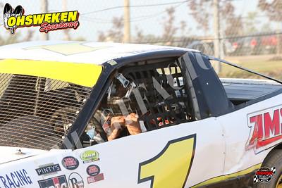 Ohsweken Speedway- July 27th