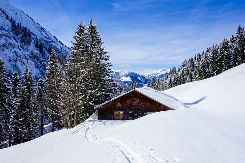 Unt. Hornbach Alpe