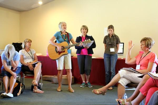 2014 Colorado Retreat | Pre-Retreat Volunteer Staff