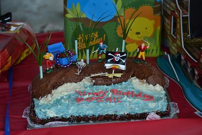 Dominic's 4th Birthday