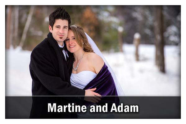 Martine and Adam
