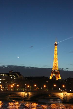 La Tour Eiffel dans tous ses états
