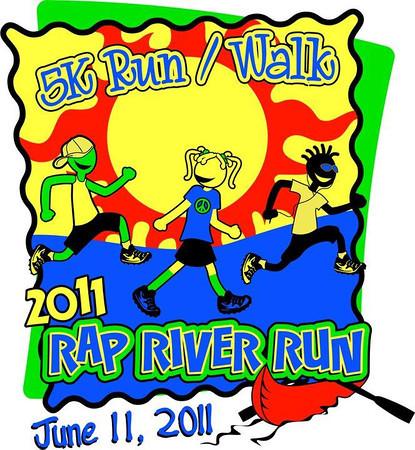 2011.06.11 Rap River Run 5K
