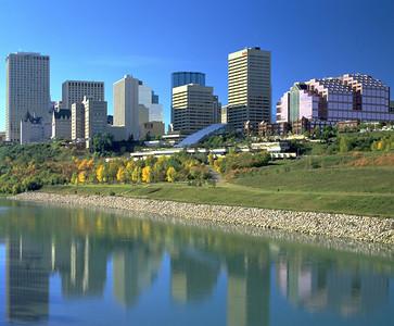 Edmonton Skylines