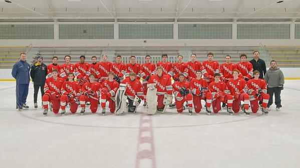 2019-2020 Conard Ice Hockey