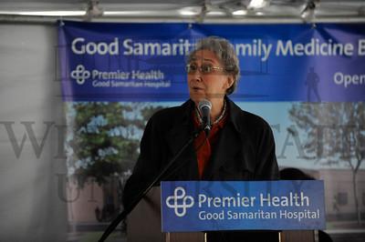 14732 Good Samaritan Family Medicine Building Groundbreaking 11-6-14
