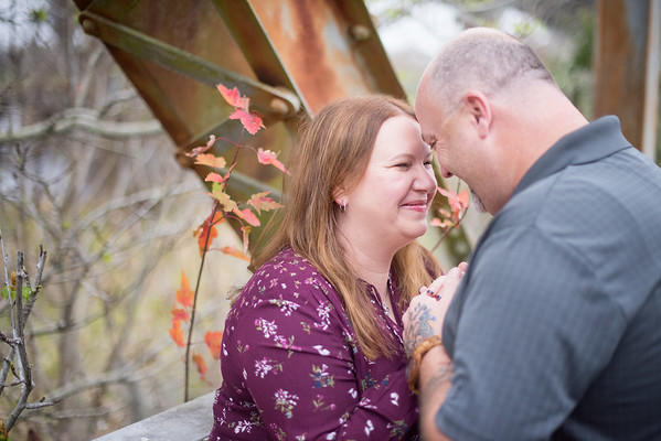 Tammie and Lee engaged Feb 2019