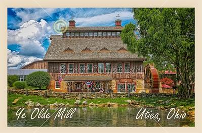 Ye Olde Mill, Utica, Ohio