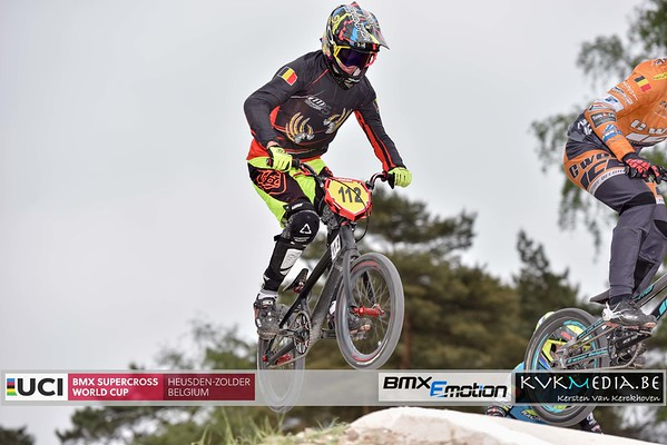 UCI BMX World Cup 6 Zolder (B)