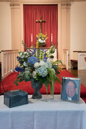 Dick Kenyon Memorial Service