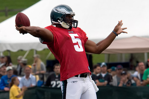 Eagles Training Camp 2009