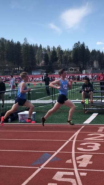 #1 Whitworth All-Comers