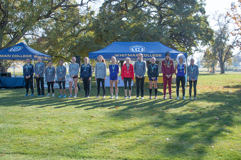 2017 Northwest Conference Cross Country Championships