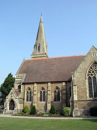 Trinity, Methodist Church and United Reformed Church, Conduit Road, Abingdon, OX14 1DB