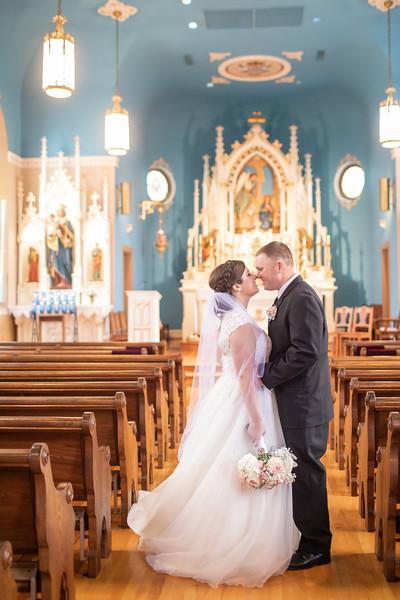 Caitlin + Cheaney: Married!