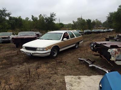 My Roadmaster Wagons