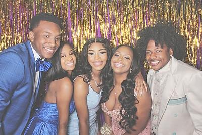 5-7-21 Atlanta Twelve Hotel Photo Booth - Dutchtown High School Prom 20-21 - Robot Booth