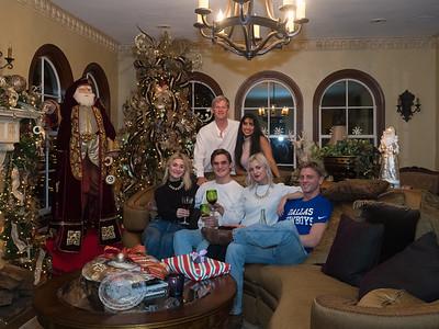 Jim & Amanda Family Christmas 2016