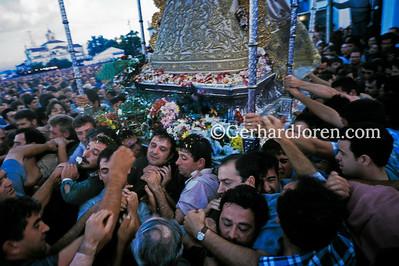 """""""Madonna of the Dew"""", El Rocio, Spain"""