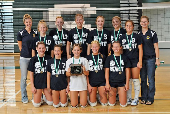 Williamston JV Volleyball Tournament