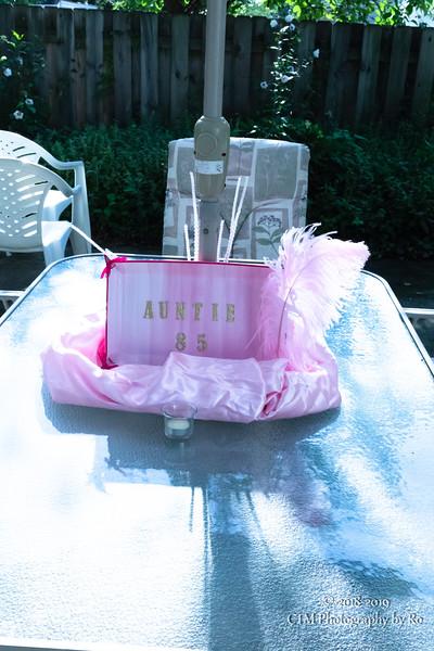 Auntie's Birthday Party