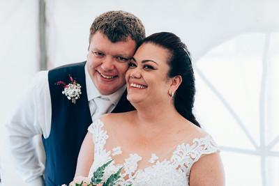 Megan and Aidan