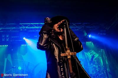 Moonspell - 04/03/18 @ Vulkan Arena, Oslo.