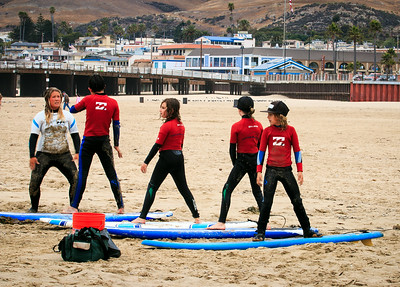 Sandbar Surf School 7/10/14-7/12/14