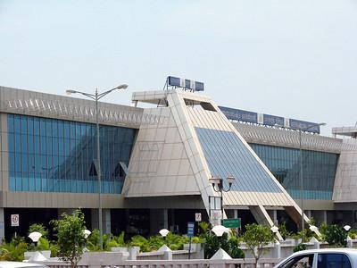 Going to Airport for USA Trip - Biju Joseph