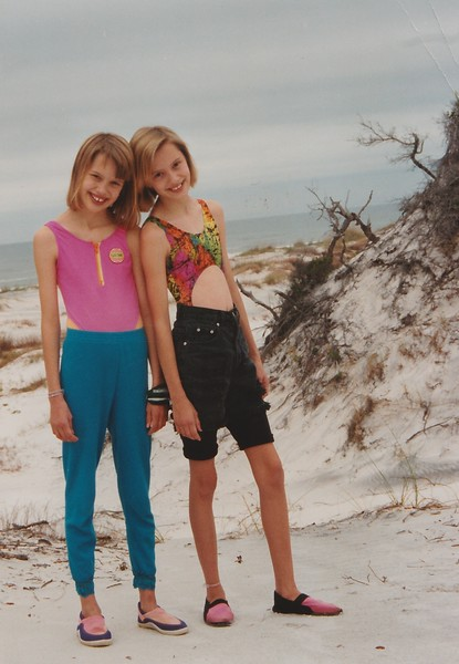 Laura and Calist Florida 11 1992.jpg