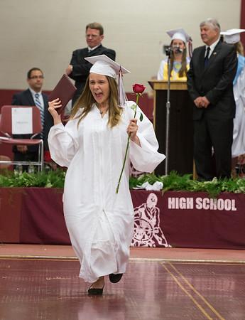 Gloucester High School graduation - June 2013