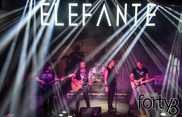 Elefante / Abril 19