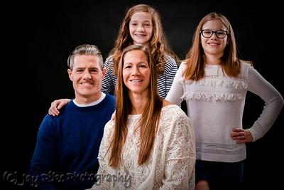 November 21, 2018 - Family Photo Session