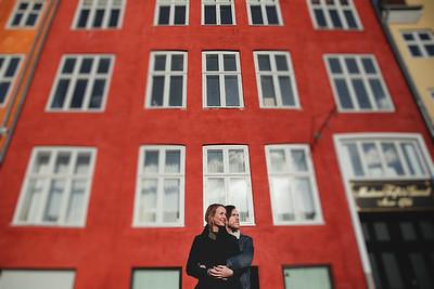 Engagement Sarah & Tom