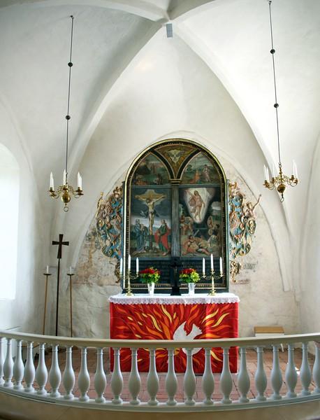Sankt Ibb Kyrka - Version 2