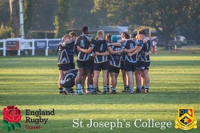 Match 25 - Seaford College v Whitchurch High School