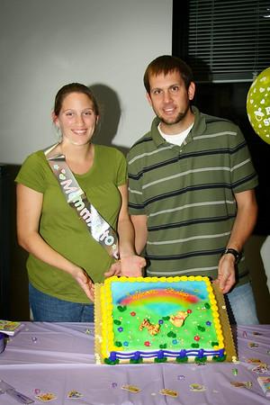 Nicole & Chris - Baby Shower 12-12-08