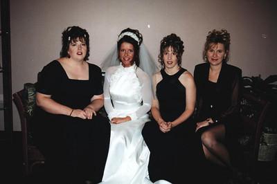 Kimberly and Jeff Wedding 1999 nov