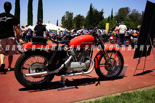 2016 Steve McQueen Car & Motorcycle Show